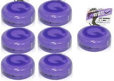 80g X 7pcs Gatsby Wax Moving Rubber Wild Shake WILD & MESSY Hair Styling -Purple