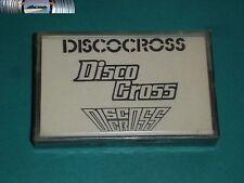 Disco cross -  MC  - SIGILLATO