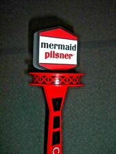 *New* Coney Island - Mermaid Pilsner - Beer Tap Handle