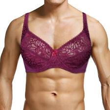 Sissy Bras Women Lingerie Underwire Lace Bra Brassiere PLUS Size BRALETTE ABCDEF