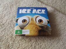 Ice age  from the  Family Movie Collection Sunday Telegraph