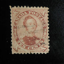 Canada stamp #17 used VF