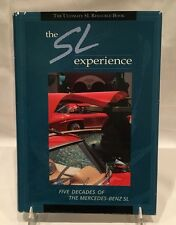 *RARE W/ ERROR PAGE*  The SL Experience: The Ultimate Mercedes-Benz SL Resource