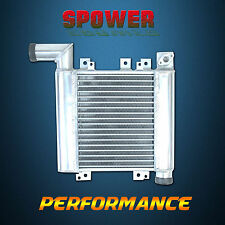 Aluminum Intercooler For Hyundai Santa FE CM Turbo Diesel D4EB 4 Cyl 2.2L 06-09