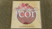 "JOHN WETTON GEOFFREY DOWNES ICON 1000 MADE Vinilo 12"" LP ASIA YES - 2T"