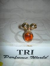 DIAMONDS and RUBIES Elizabeth Taylor Parfum Women Miniature Dab-on 3.7 ml No Box