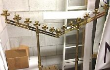 Great Pair of Classsic Large Standing 7 Light Candelabra Candlesticks