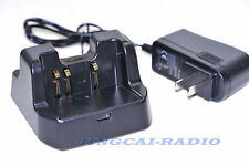 Desktop Charger CD-47 for Yaesu FT-270R FT-60R Vertex Standard VX160 VX420 Radio