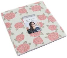 "Bayberry Moda Layer Cake 42 100% Cotton 10"" Precut Quilt Squares"