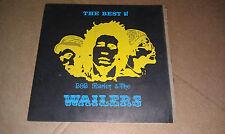 BEST OF BOB MARLEY & THE WAILERS (STUDIO ONE LP) coxsone  studio 1 ska