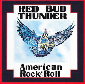 CD RED BUD THUNDER - American Rock & Roll / Hard Southern Biker Rock USA 1979