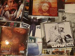 Rap, Dance, Hip Hop - CD's For Only £2.20