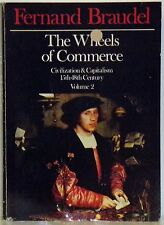 THE WHEELS OF COMMERCE: CIVILIZATION & CAPITALISM - VOL. 2 - 15TH - 18TH CENTURY