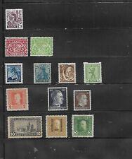 13 Mint German Colonies Stamps