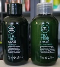 Paul Mitchell Tea Tree Special Shampoo & Conditioner Duo Set 2.5 oz Travel NEW