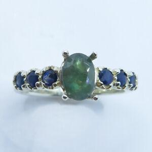 Natural Russia Alexandrite colour change 14k 18k Gold Platinum engagement ring