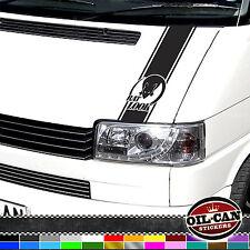RATLOOK VW T4 TRANSPORTER BONNET STRIPE multivan caravelle camper