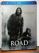 The Road rare Dutch Oop Blu-Ray Steelbook Fs
