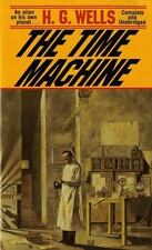 The Time Machine by Wells, H. G.