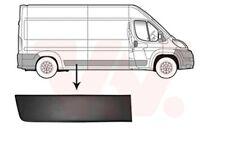 VAN WEZEL Zier-/Schutzleiste Seitenwand 0982416 für FIAT DUCATO hinten rechts