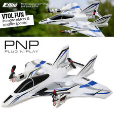 EFL9375 E-flite Mini Convergence VTOL Plug-N-Play PNP Electric RC Airplane 410mm