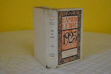 L'AMI DU LETTRE - ANNEE LITTERAIRE ET ARTISTIQUE POUR 1925 - Le Lapin agile