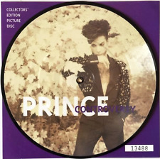 "PRINCE - Controversy (7"") (Picture Disc) (EX/NM) (2)"
