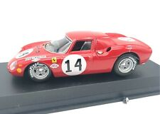 1968 Ferrari 250 LM Car #14 From The 24 Hours Of LeMans Best 1:43 9294