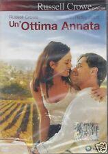 Dvd **UN'OTTIMA ANNATA** di Ridley scott con Russel Crowe nuovo 2006