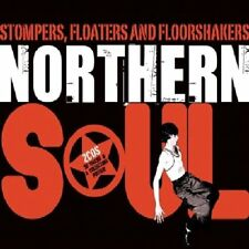 Stompers Floaters and Floorshakers Essential Northern Soul [CD]