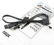 iPod/iPhone Interface Cable for Pioneer AV and Navigation AVIC-Z130BT AVICX930BT
