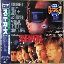 "1994 Widescreen ""Double Laserdisc"" Sneakers (1992) PILF-1746 Japan LD•G"