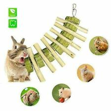 Bunny Rabbits Chew Toys for Teeth Sweet Bamboo Chew Sticks-Clean Teeth