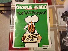 Charlie Hebdo N°1178 du 14/01/2014 Tout est pardonné