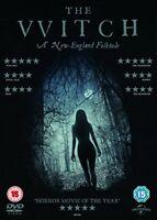 The Witch [DVD] [2016] [DVD][Region 2]