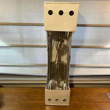 New Sealed IKEA Husinge Ceiling Track 5-Spots Nickel Plated Light  602.629.23