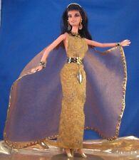 Sun Gold Cleopatra Egyptian Queen~OOAK Barbie Doll Repaint