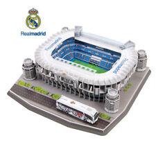 3D Real Madrid Santiago Bernabeu réplica estadio de fútbol 160PC Rompecabezas Regalo Nuevo
