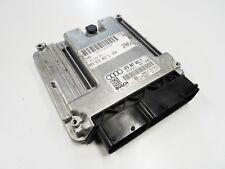original Audi A6 4F 3.0 TDI BMK Motorsteuergerät 4F0907401C 4F0910401S