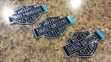3 NEW FORD F150 F250 F350 HARLEY DAVIDSON EMBLEMS BADGES NAMEPLATES