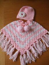 Poncho Uncinetto In Vendita Bambina Abbigliamento Ebay