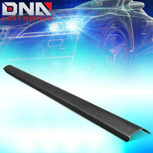 FOR 2013-2015 NISSAN FRONTIER TRUCK BED END REAR TAIL GATE CAP TOP MOLDING COVER