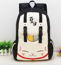 New Japanese anime bag Nyanko-sensei. Natsume's book of friends. PU backpack.