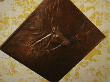 Heinrich Olmes Künstler aus Emlichheim Kupferbild Pferd aus den 80ern