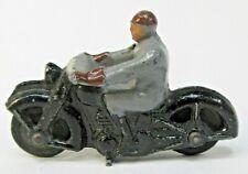 1950's Dinky CIVILIAN MOTORCYCLE diecast very good