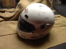BELL Sport 3 Racer Series - Racing Helmet White
