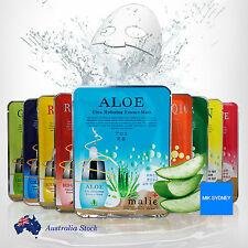 7x Aloe Collagen Mask Sheet Korea Beauty Facial Skin Care Essence Moisturising