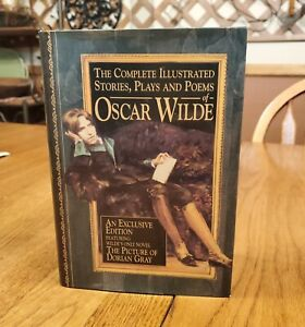 The Complete Illustrated Works of Oscar Wilde by Oscar Wilde (2000, Hardcover)