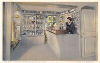 Salem MA~House Of Seven Gables Shop~Lady Counter Worker~1910 Detroit Pub Co