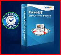 EaseUS Todo Backup Home 12.5 LIFETIME Full Version License -AUTHORIZED DEALER-